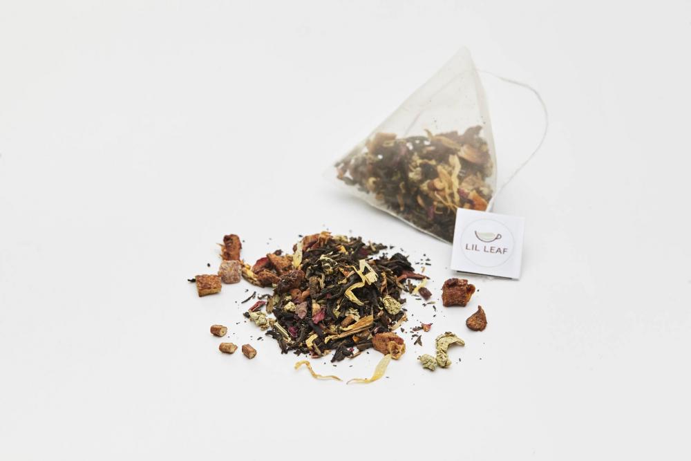 Tea – LH – Lotus & Orange