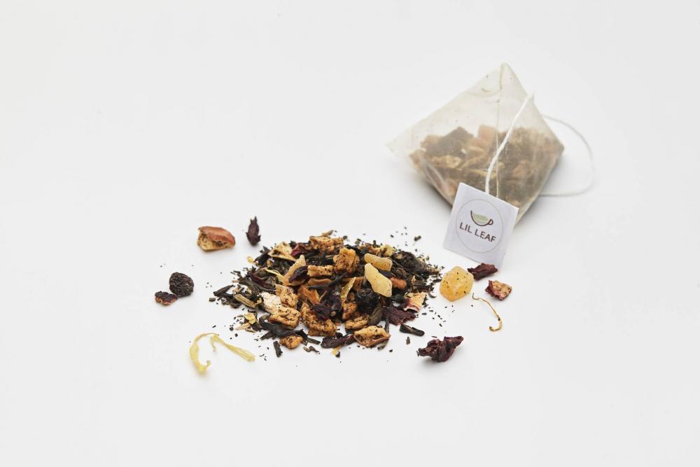 Tea – LMom – Passionfruit & Peach