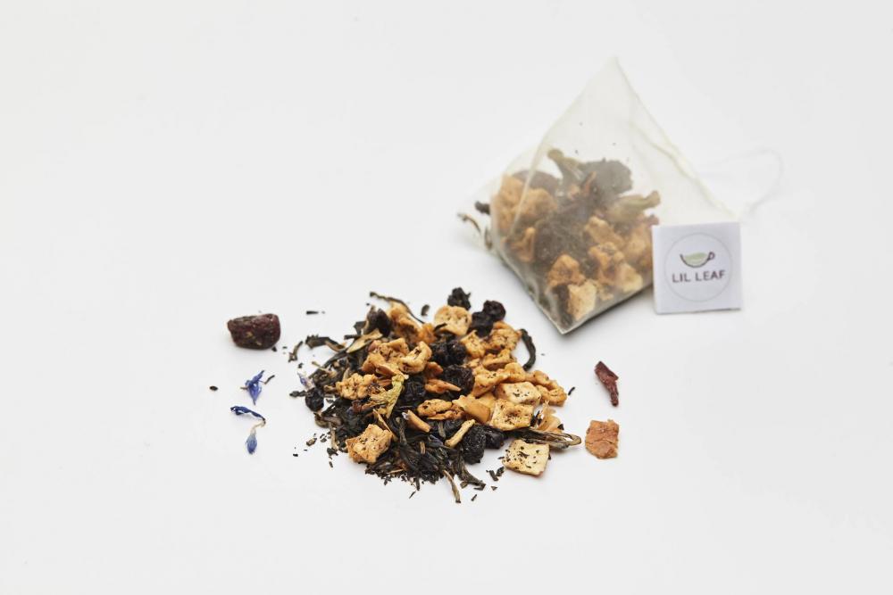 Tea – LMoon – Blueberry & Mint